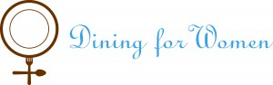 Dining for Women logo
