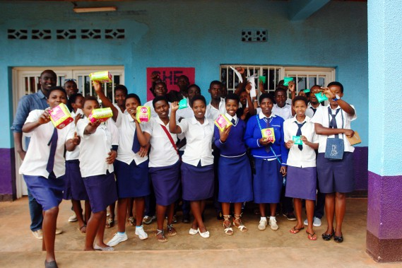 Educated 6500+ women and girls through our health and education programs.