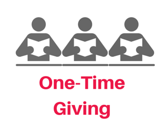 One Time Giving
