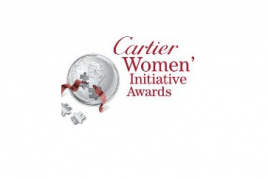 CARTIER WOMEN'S<br>INITIATIVE AWARDS<br>