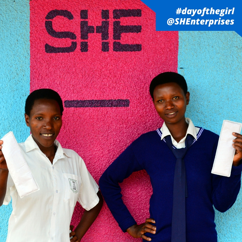 #dayofthegirl@SHEnterprises