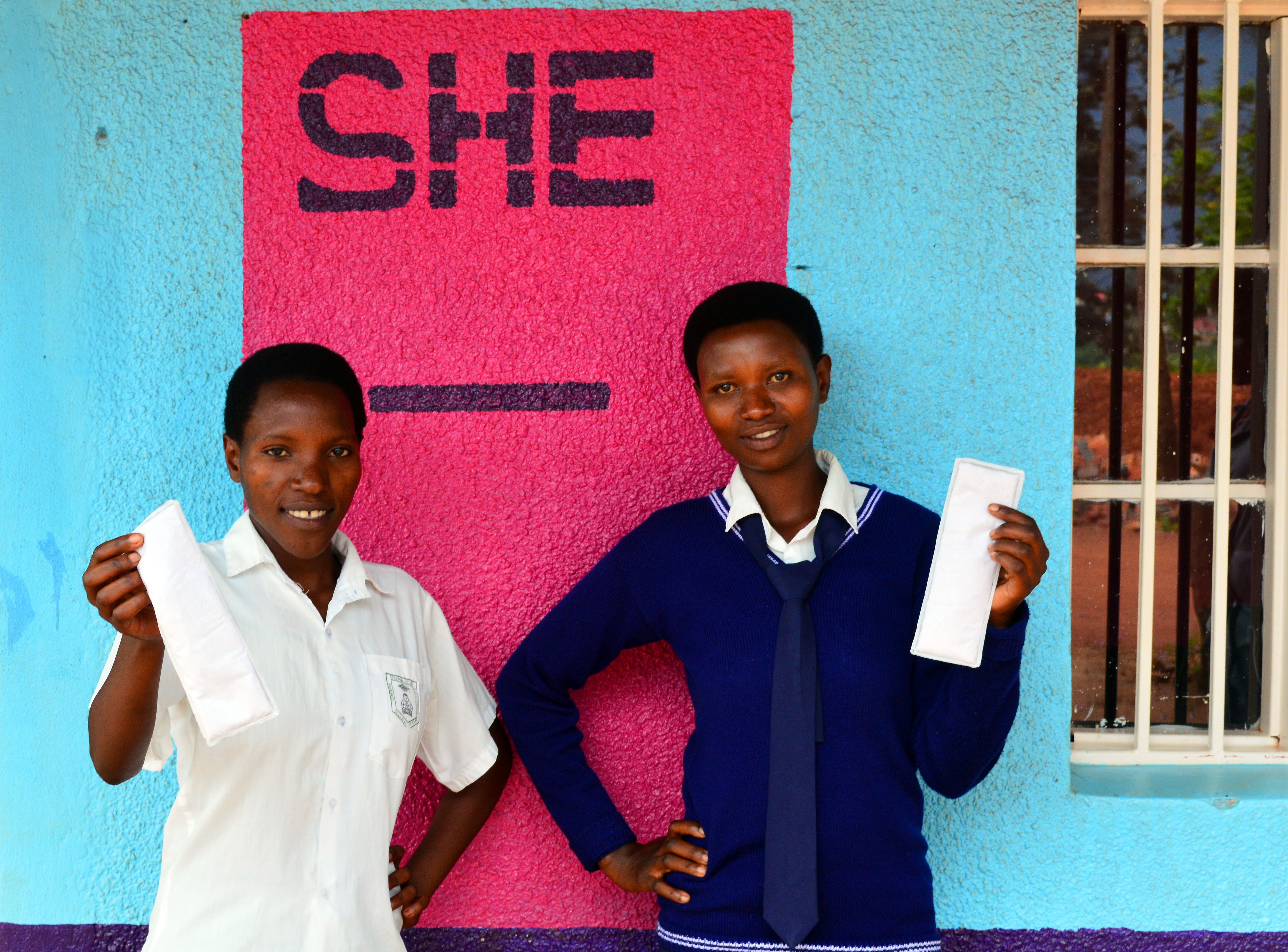 Trained 50 community health workers to sell menstrual pads to 5,000 women and girls.