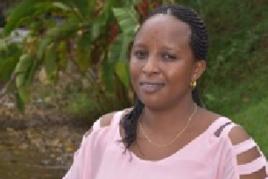 Meet Jeannette Murekatete