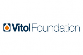 "<span style=""color: #8f8f8f;"">Vitol Foundation</span><br> <br>"