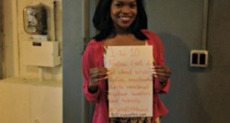 Itoro, a SUNY Binghamton rising senior, worked at SHE Global this summer.